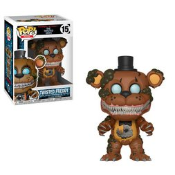 Pop! Books: Five Nights at Freddy's: The Twisted Ones - Twisted Freddy