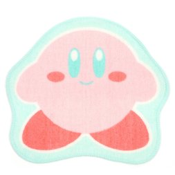 Kirby Pastel Life Bath Mat