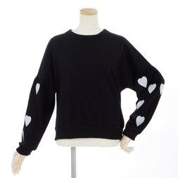 milklim Plenty of Hearts Short Sweatshirt