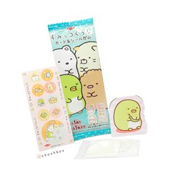 Sumikko Gurashi Gum & Sticker Set