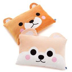 Mameshiba San Kyodai Mochikko Square Cushions