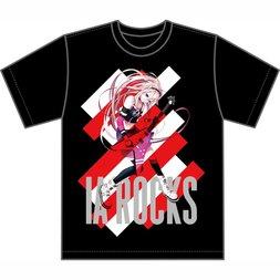 IA Rocks Black T-Shirt Ver. 2
