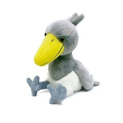 Shoebill Plushie