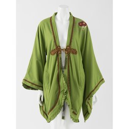 Ozz Oneste Kimono-Style Reversible Cardigan
