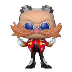 Pop! Games: Sonic the Hedgehog - Dr. Eggman