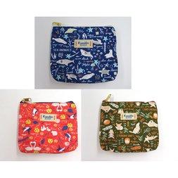 Kusukko Zukan Tissue Pouch Series