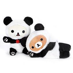 Rilakkuma Panda Plush Collection