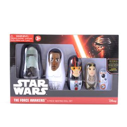 Star Wars: The Force Awakens Nesting Dolls