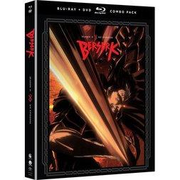 Berserk Season 2 Blu-ray/DVD Combo Pack