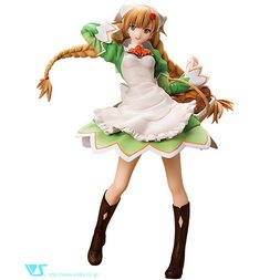 CharaGumin Amil | Shining Hearts: Shiawase no Pan Garage Kit