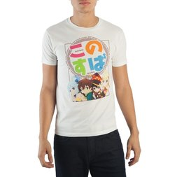KonoSuba Group Men's Crew Neck T-Shirt