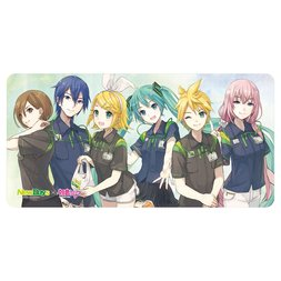 Vocaloid x NewDays Desk Mat