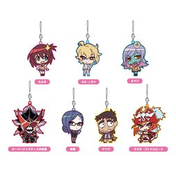 Space Patrol Luluco Trading Rubber Straps Box Set