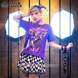LISTEN FLAVOR Ultimate Murderous Fiend Genocide Jack T-Shirt (Ultra Despair Girls Ver.)