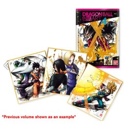 Dragon Ball Shikishi Art Vol. 5