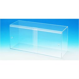 Sliding Door Acrylic Display Case
