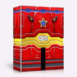 Outlaw Star: The Complete Series Blu-ray/DVD Combo