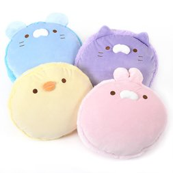 Mochi Fuwa! Big Macaron Plush Collection