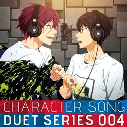 TV Anime Free! Character Song Duet Series Vol. 4