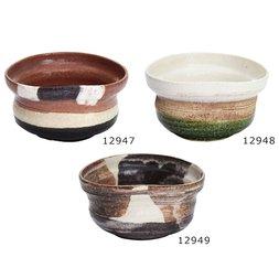 Elegant Mino Ware Matcha Bowls