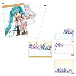 Snow Miku Memo Pad Collection