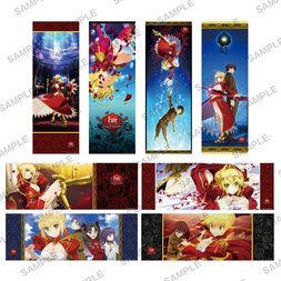 Fate/Extella Last Encore Long Poster Collection