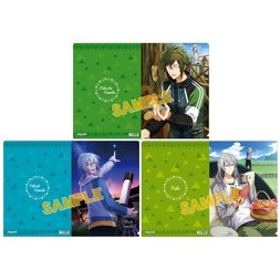 IDOLiSH 7 bno Magazine! Ver. Clear File Collection