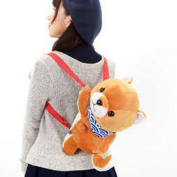 Mameshiba San Kyodai Dog Backpacks