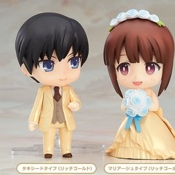Nendoroid More: Dress-Up Wedding - Elegant Ver. Box Set