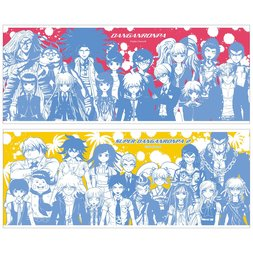Danganronpa 1・2 Reload Character Tenugui Towel Collection