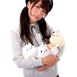 Pometan to Oyasumi Dog Plush Collection (Standard)