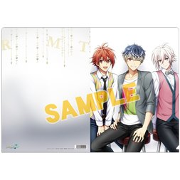 IDOLiSH 7 Riku & Tenn & Momo Clear File