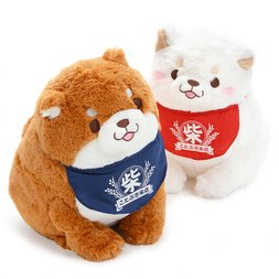 Chuken Mochi Shiba Motto Mofu Mofu Big Plush Collection