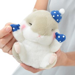 Attaka Coroham Coron Hamster Plush Collection (Standard)