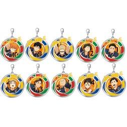 Haikyu!! Clear Badge Collection Box Set
