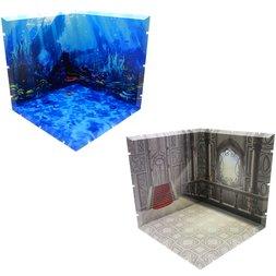 Dioramansion 150: Undersea/Temple