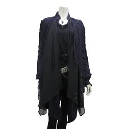Ozz Croce Layered Cardigan