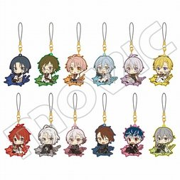 IDOLiSH 7 DeRemus Rubber Strap Collection Box Set