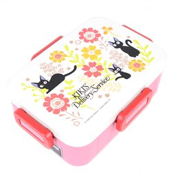 Kiki's Delivery Service Traditional Jiji & Flower Bento Box w/ Divider