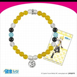 Kagamine Len Stone Bracelet