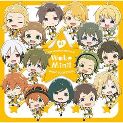 The Idolm@ster: SideM WakeMini! Music Collection 02