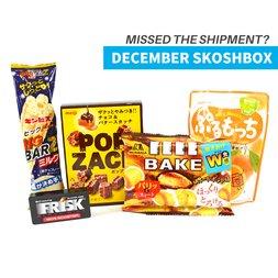 December 2016 Skoshbox