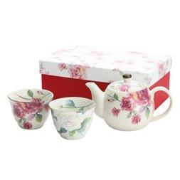 Barazono Mino Ware Tea Set