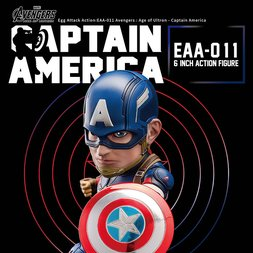 Egg Attack Action No. 11: Captain America | Avengers: Age of Ultron