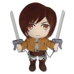 Attack on Titan Sasha Plush