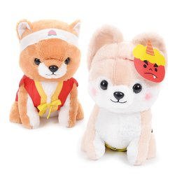 Mameshiba San Kyodai Folktale Dog Plush Collection (Big)