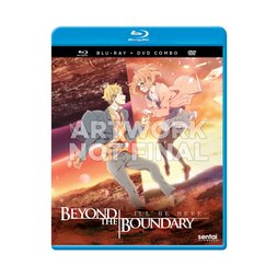 Beyond the Boundary Movies Double Feature (Blu-ray)