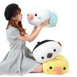 Tsumeru! Mocchiko Kotori Tai Bird Plush Collection (Big)