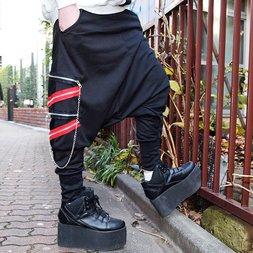 ACDC RAG 8-Zip Sarouel Pants