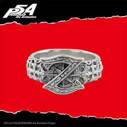 Persona 5 the Animation Ring Collection: Zorro
